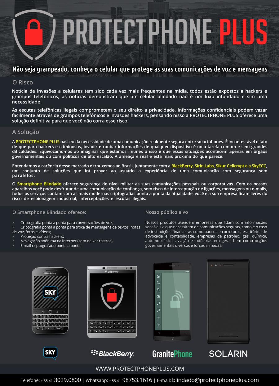 Folder ProtectPhone Plus