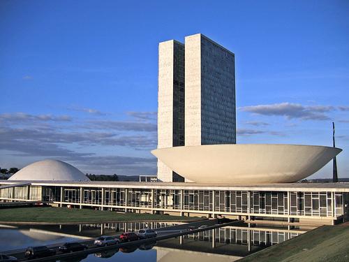 Imagem do congresso nacional