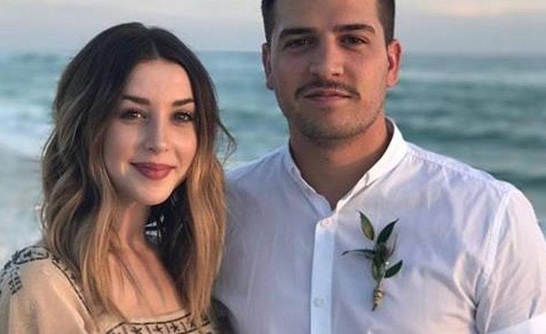 Imagem do pastor e sua esposa que tiveram fotos vazadas