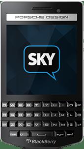 blackberry-p9983-skyecc-brasil fw - ProtectPhone Plus