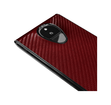 SOLARIN Crimson Red Carbon DLC.fw