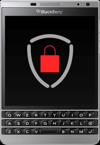 Aparelho BlackBerry Passport Silver Edition Criptografado