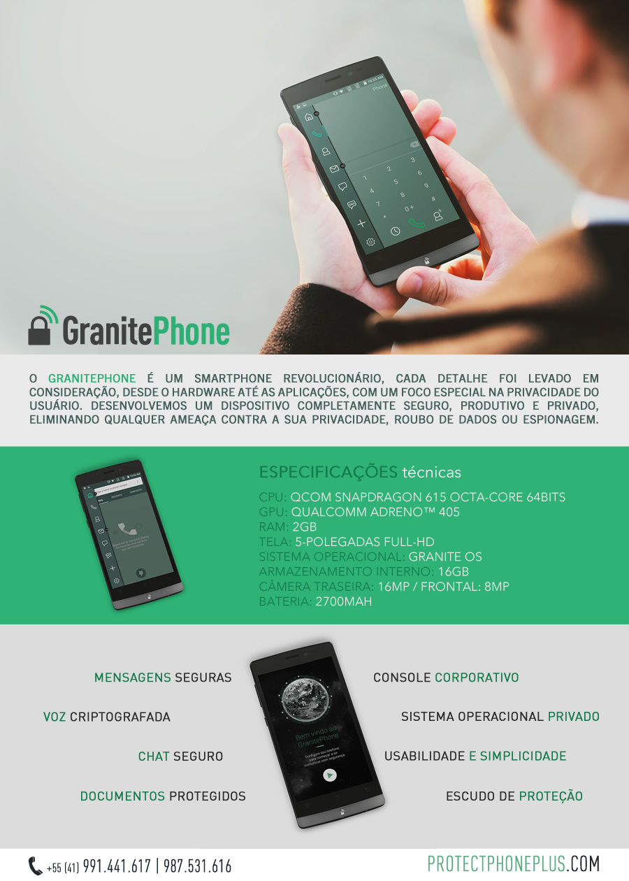 Folder GranitePhone 2