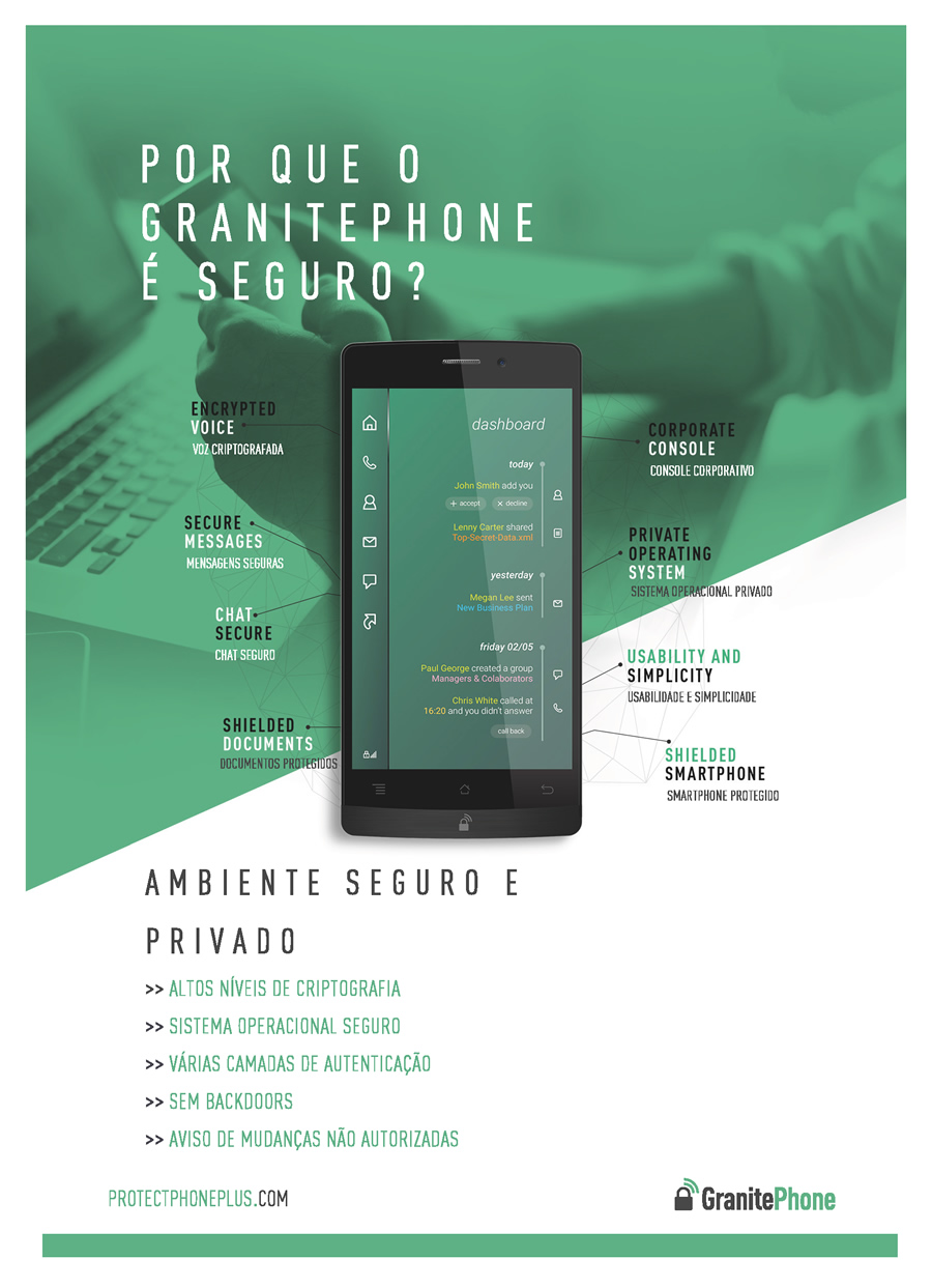 Folder GranitePhone 3