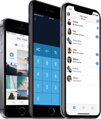 SkyECC no iOS iPhone