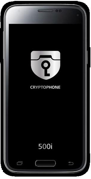 cryptophone cp500i
