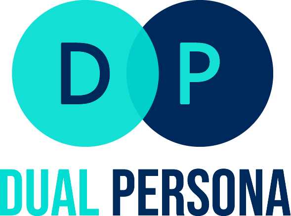 Logo Dual Persona